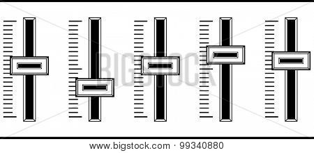graphic equalizer symbol