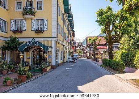 St. Wolfgang, Austria, Europe