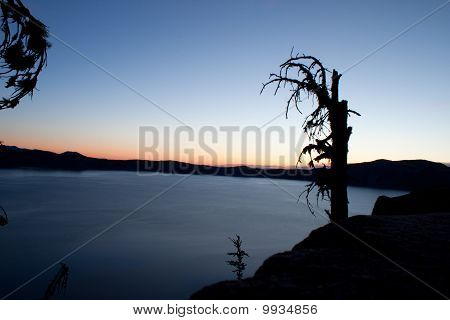 Sunrise, Crater Lake Oregon