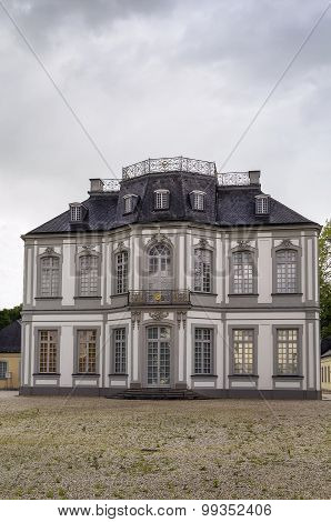 The Palace Of Falkenlust, Bruhl, Germany