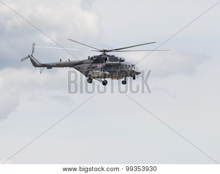Flight Mi-8 Helicopter
