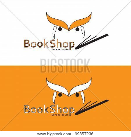 Logo For Bookstore