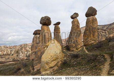 Cappadocia, Stone Mushrooms