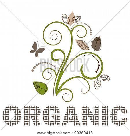 organic flourish