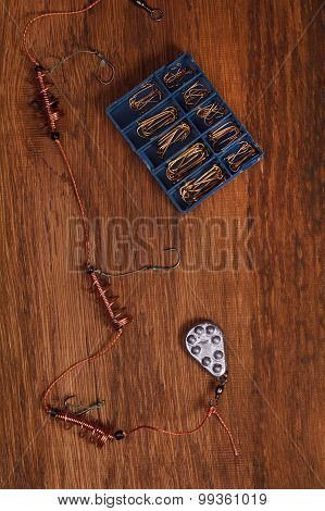 Fishing Tools, Hooks