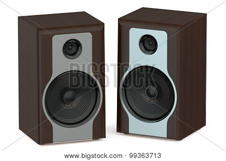 Wooden Loudspeakers