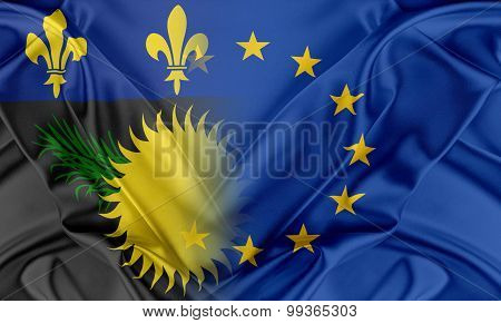 European Union and Guadeloupe.