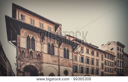 Architecture Of Florence