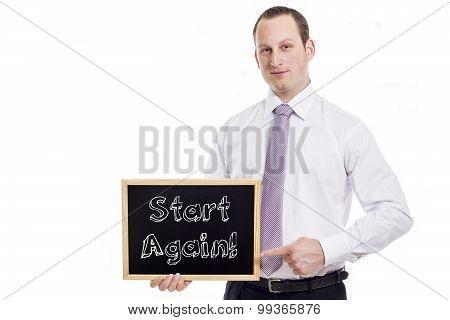 Start Again!