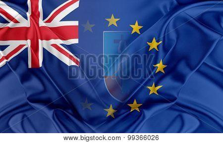 European Union and Montserrat.
