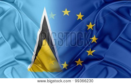 European Union and Saint Lucia.