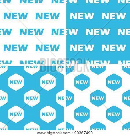 NEW patterns set