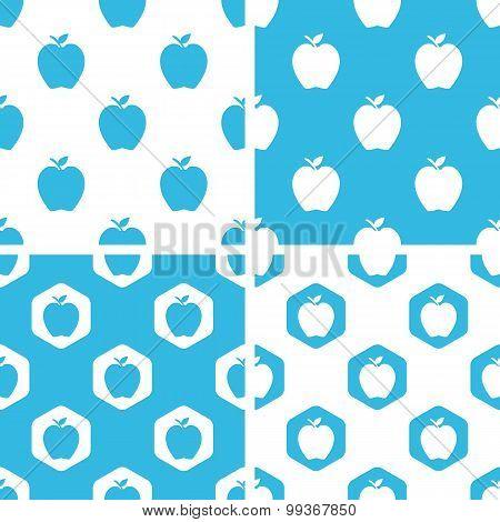 Apple patterns set