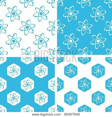 Atom patterns set