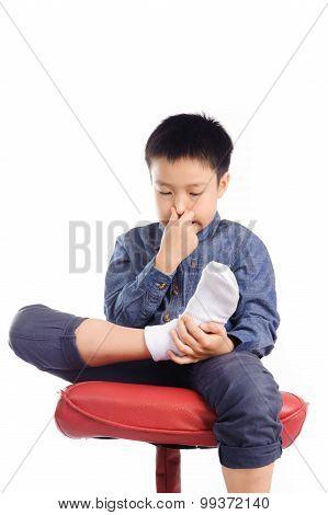 Bad Smell Sock