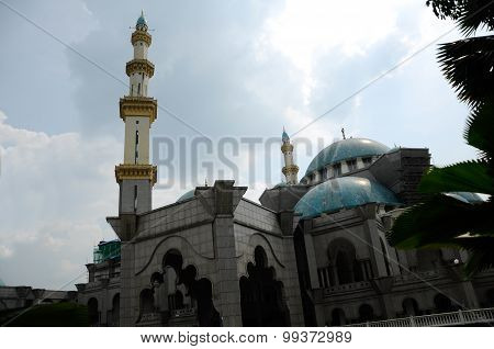 Federal Territory Mosque a.k.a Masjid Wilayah Persekutuan