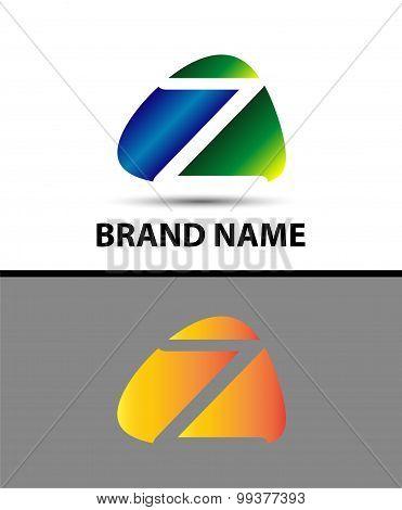Vector logo 7 type design
