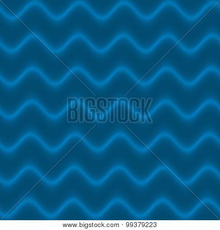 Abstract blue background. Deep blue waves background pattern. Digital art.