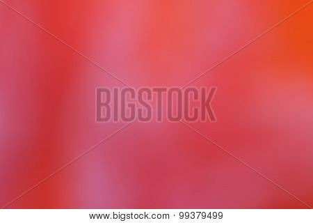 Blur Red Background
