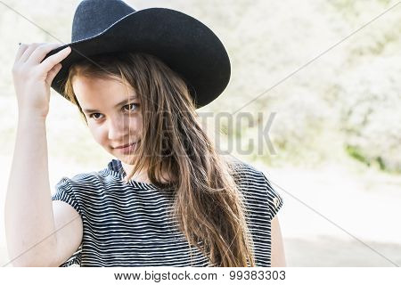 Young Cowgirl