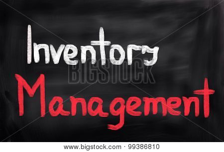 Inventory Management Concept