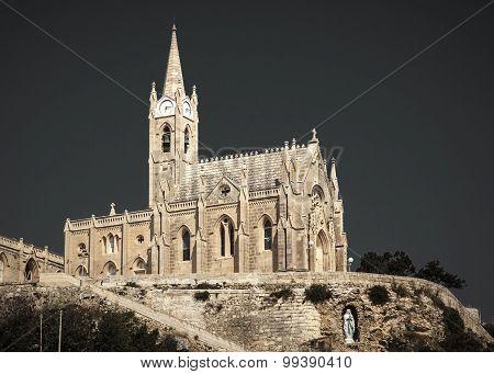 Church in HRD