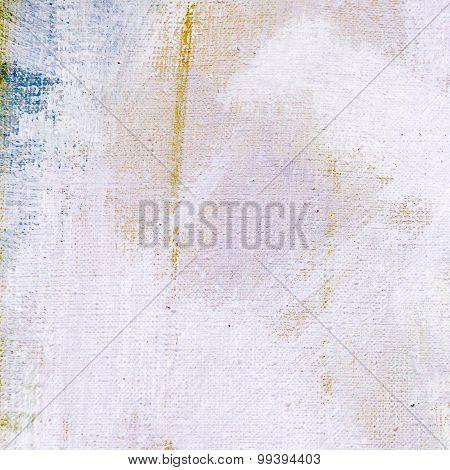 Acrylics Paint On Canvas