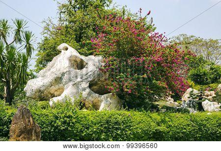 The Million Years Stone Park