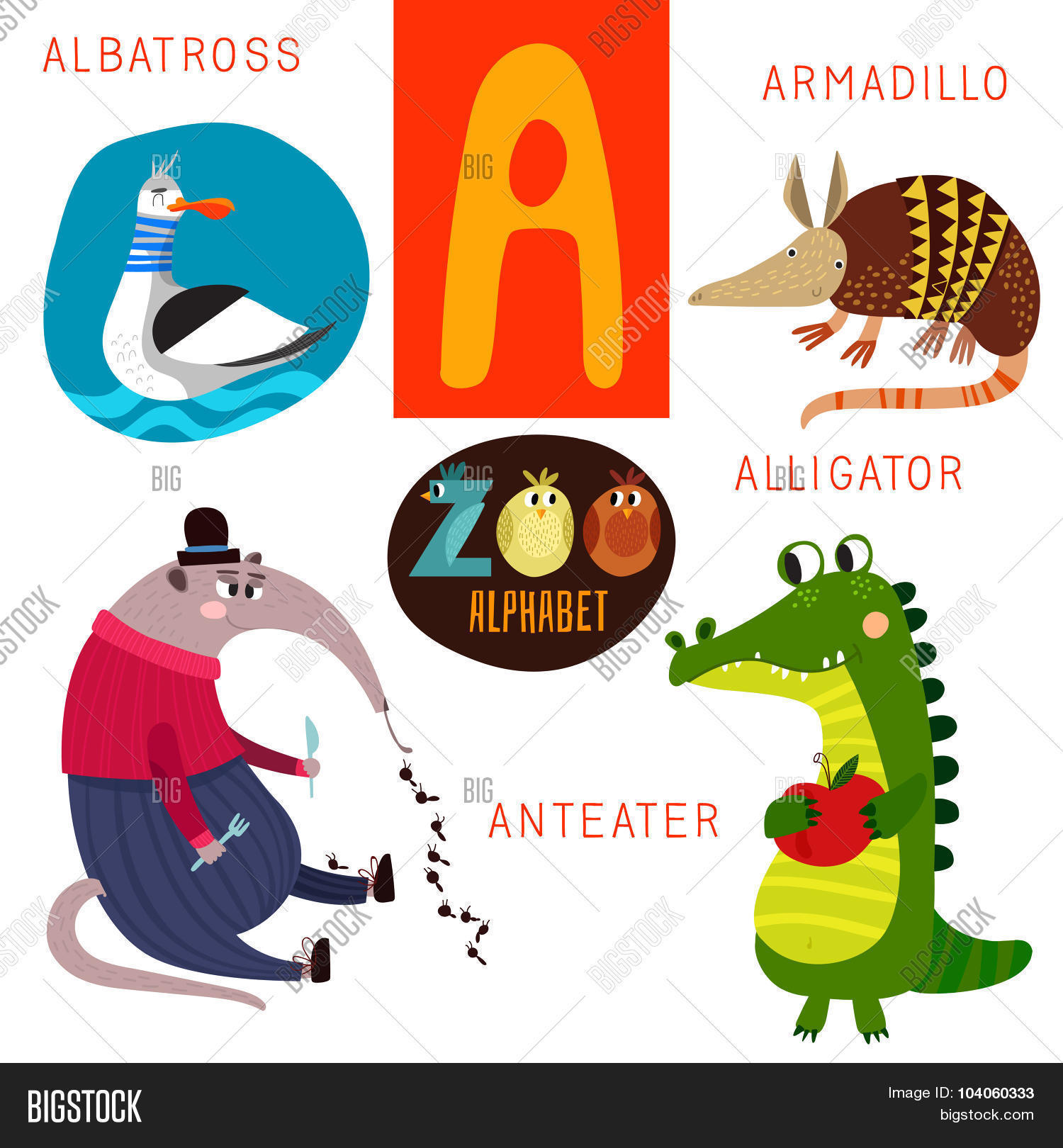 Letter Words Beginning With Zoo