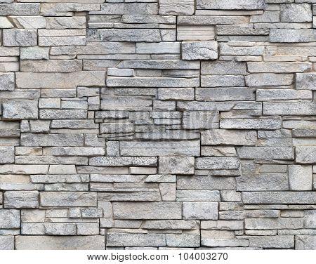 Seamless masonry stone wall texture