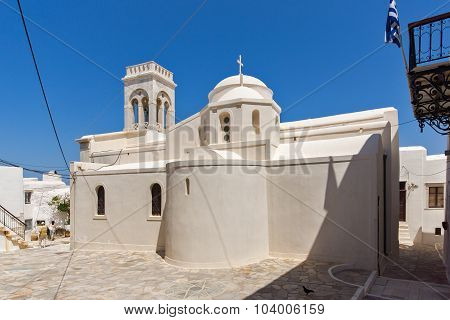 Catholic Church in Naxos island, Cyclades