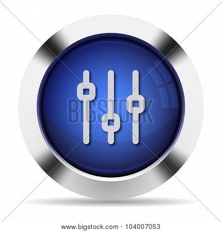 Vertical Alignment Button