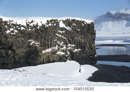 Basalt Rocks, South Iceland