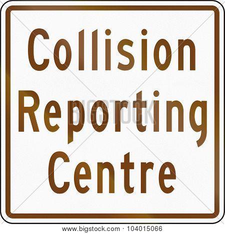 Collision Reporting Centre In Canada