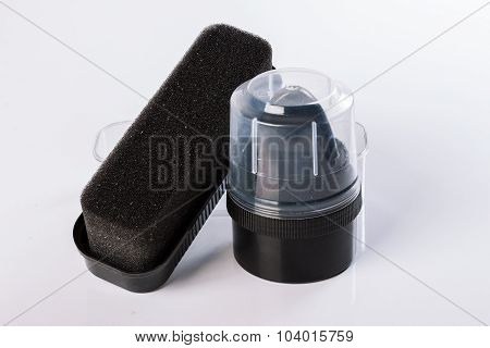 Shoe Polish Black