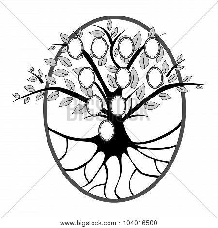Family Tree Black