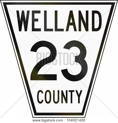 Ontario County Route 23