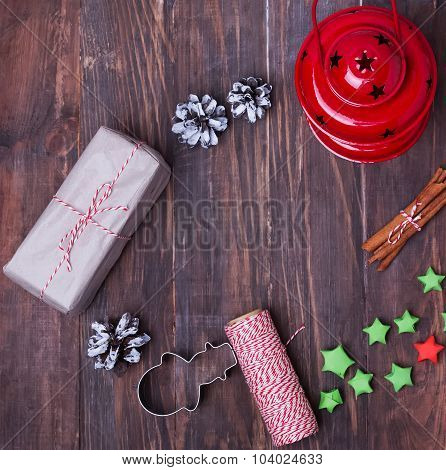Craft Style Christmas Decor