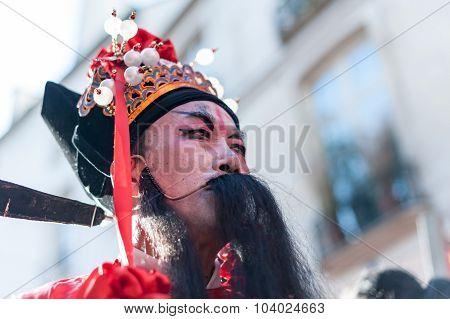 Chinese New Year Parade Paris