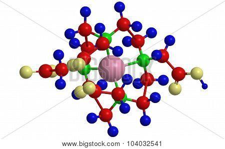 Molecular Structure Of Gadolinium Gadoteric