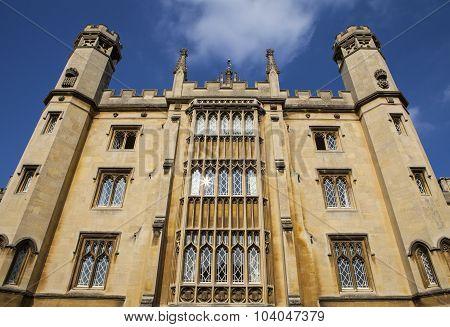 The Magnificent St. John's College In Cambridge