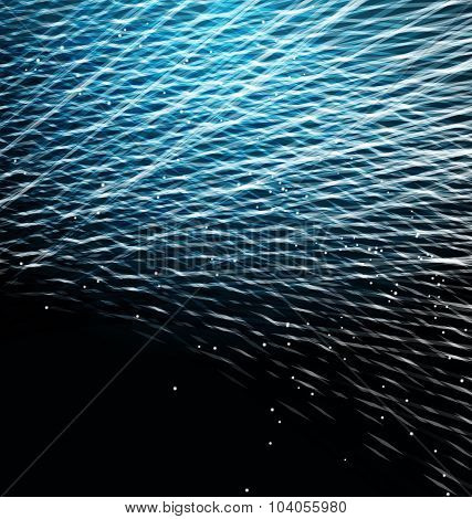 Abstract Future Background Fiber Track Signal
