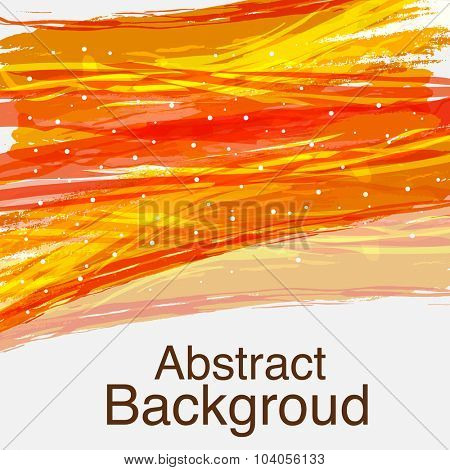 Creative stylish abstract design decorated background.