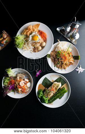 Authentic Thai Dishes