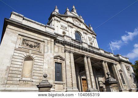 Brompton Oratory In London