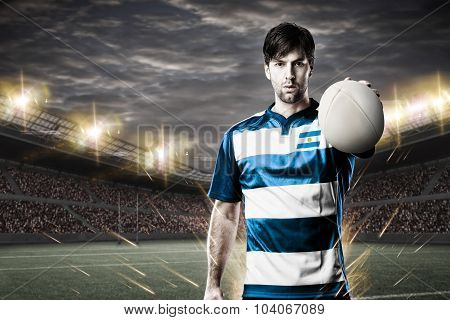 Argentinean Rugby Player