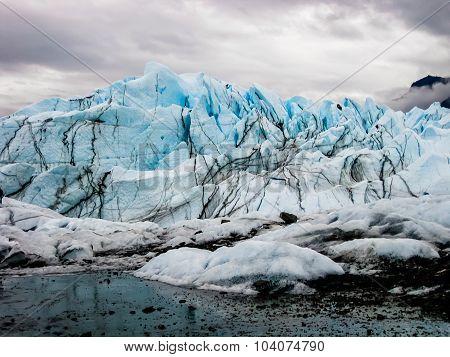 Alaska Matanuska Glacier