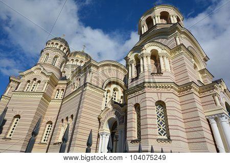 Riga Nativity of Christ Orthodox Cathedral