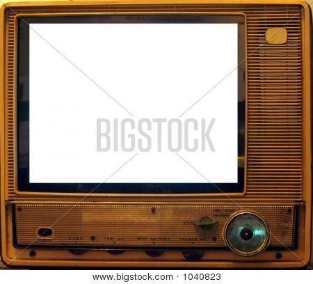 Retro Style Television