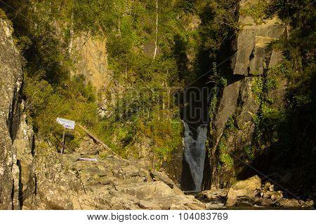 Waterfall Kishte
